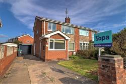 Semi Detached House For Sale  WREXHAM Wrexham LL12