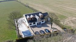 Detached House For Sale  Ashby Magna Leicestershire LE17