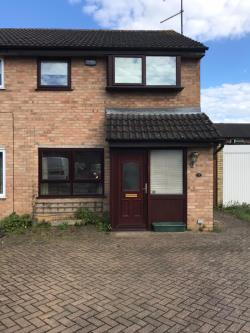 Semi Detached House For Sale  Northampton Northamptonshire NN7