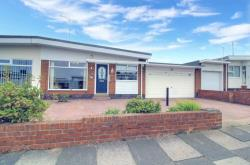 Semi - Detached Bungalow For Sale  Whitley Bay Northumberland NE25