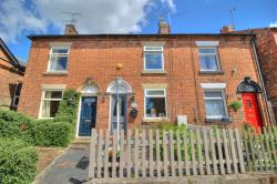 Terraced House For Sale  Nantwich Cheshire CW5