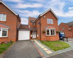 Detached House For Sale  Clipstone Nottinghamshire NG21