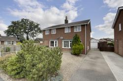 Semi Detached House For Sale  York East Riding of Yorkshire YO41