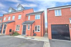 Terraced House For Sale  BURTON ON TRENT Staffordshire DE14