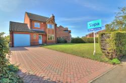 Detached House For Sale Welton Lincoln Lincolnshire LN2