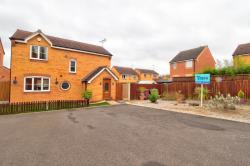 Detached House For Sale Shirebrook Mansfield Derbyshire NG20