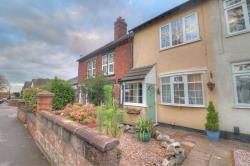 Terraced House For Sale Shepshed Loughborough Leicestershire LE12