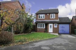 Detached House For Sale  Narborough Leicestershire LE19
