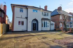 Detached House For Sale Chilwell Beeston Nottinghamshire NG9