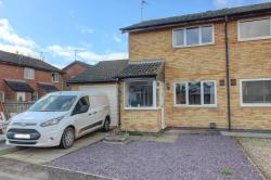 Semi Detached House For Sale  Broughton Astley Leicestershire LE9