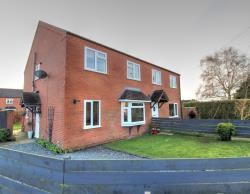 Semi Detached House For Sale  Woodhall Spa Lincolnshire LN10