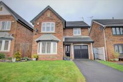 Detached House For Sale Pegswood Morpeth Northumberland NE61