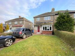 Semi Detached House For Sale Red Row Amble Northumberland NE61