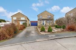 Detached House For Sale Hepworth Holmfirth West Yorkshire HD9