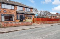 Semi Detached House For Sale Thornes Wakefield West Yorkshire WF2