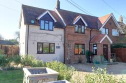 Semi Detached House For Sale  Risby Suffolk IP28