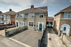 Semi Detached House For Sale  Weston-super-mare Somerset BS23