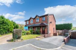 Semi Detached House For Sale Wardle Rochdale Greater Manchester OL12