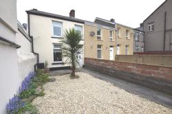 Terraced House For Sale Cwm Ebbw Vale Gwent NP23
