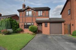 Detached House For Sale Broadlands Rise Lichfield Staffordshire WS14