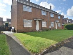 Semi Detached House For Sale Witton Avenue Sacriston Durham DH7