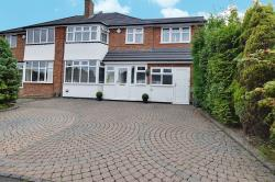 Semi Detached House For Sale Wythall Birmingham Worcestershire B47