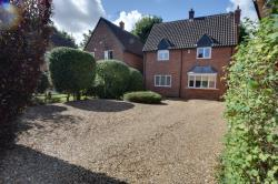 Detached House For Sale Great Barford Bedford Bedfordshire MK44