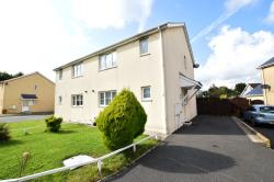 Semi Detached House For Sale Hubberston Milford Haven Pembrokeshire SA73