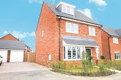 Detached House For Sale Spiers Crescent Evesham Worcestershire WR11