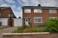Semi Detached House For Sale Fairwell Road Stockton-on-Tees Cleveland TS19