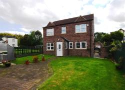 Detached House For Sale Crowle Scunthorpe Lincolnshire DN17