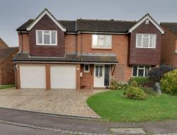 Detached House For Sale Upper Caldecote Biggleswade Bedfordshire SG18