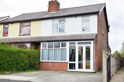 Semi Detached House For Sale Lostock Hall Preston Lancashire PR5