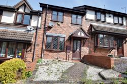 Terraced House For Sale Whinchat Grove Kidderminster Worcestershire DY10