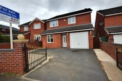 Detached House For Sale Glebeland Close Rotherham South Yorkshire S62