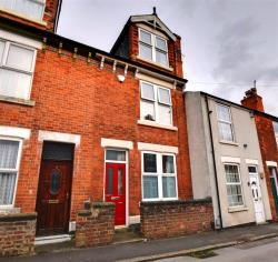 Terraced House For Sale Bennett Street Nottingham Nottinghamshire NG3
