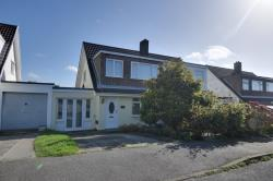 Semi Detached House For Sale Illogan Downs Redruth Cornwall TR15