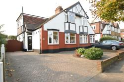 Semi Detached House For Sale Woodville Gardens Ilford Essex IG6