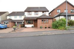 Detached House For Sale Fulfen Way Saffron Walden Essex CB11