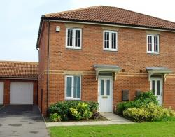 Semi Detached House For Sale Maybury Villas Newcastle upon Tyne Tyne and Wear NE12