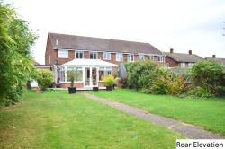 Terraced House For Sale Hoo Rochester Kent ME3