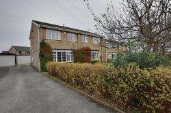 Semi Detached House For Sale Cavewell Gardens Ossett West Yorkshire WF5