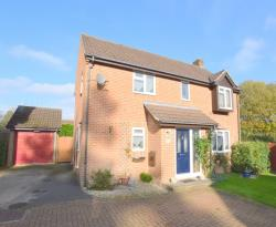 Detached House For Sale Whitehill Bordon Hampshire GU35