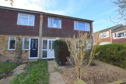 Terraced House For Sale Pembroke Road Basingstoke Hampshire RG23