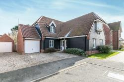 Detached House For Sale Eight Ash Green Colchester Essex CO6
