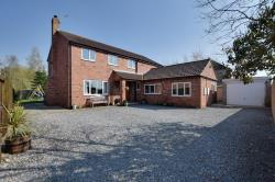 Detached House For Sale Asselby Goole East Riding of Yorkshire DN14