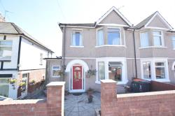 Semi Detached House For Sale Tennyson Road Newport Gwent NP19