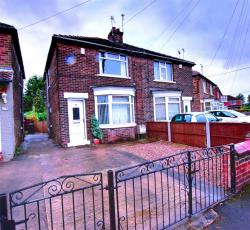 Semi Detached House For Sale Somersby Avenue Doncaster South Yorkshire DN5