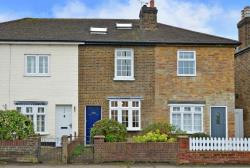 Terraced House For Sale  West Molesey Surrey KT8