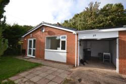 Detached Bungalow For Sale  Liverpool Flintshire CH7